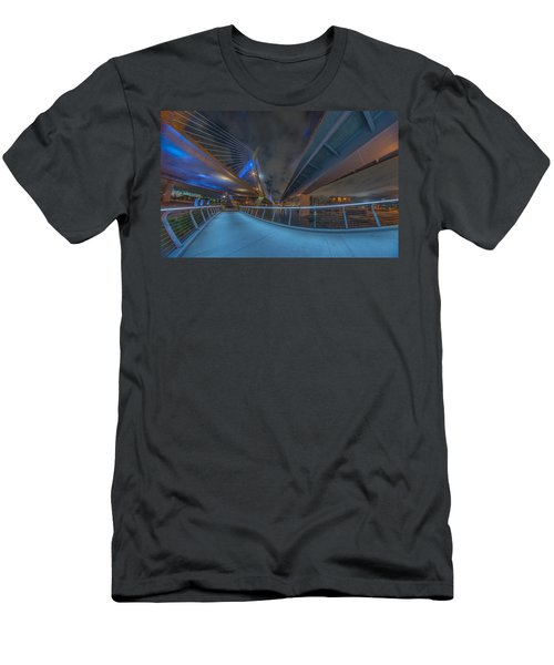 Under The Bridge Downtown Men's T-Shirt (Athletic Fit)