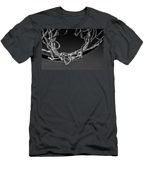 Under The Hoop Men's T-Shirt (Athletic Fit)