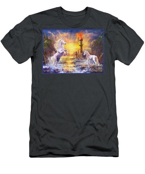 Unilight Men's T-Shirt (Athletic Fit)