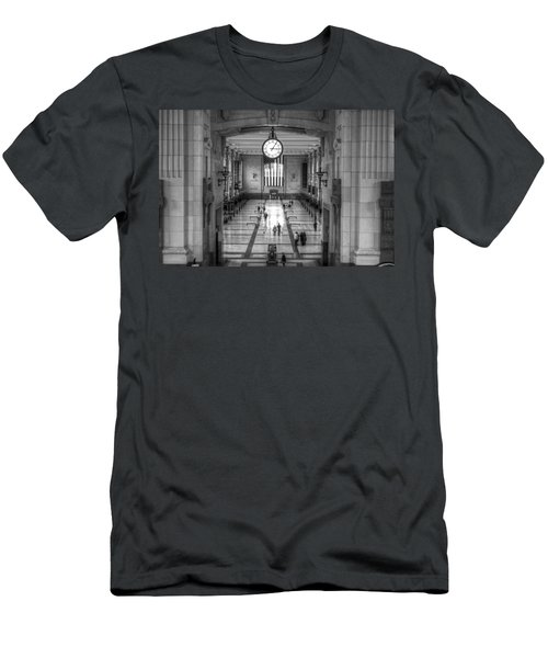 Union Station Kansas City Men's T-Shirt (Athletic Fit)