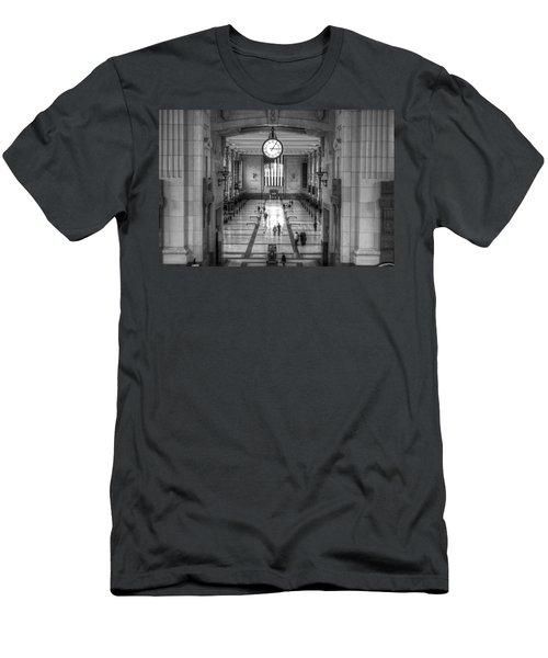 Union Station Kansas City Men's T-Shirt (Athletic Fit)