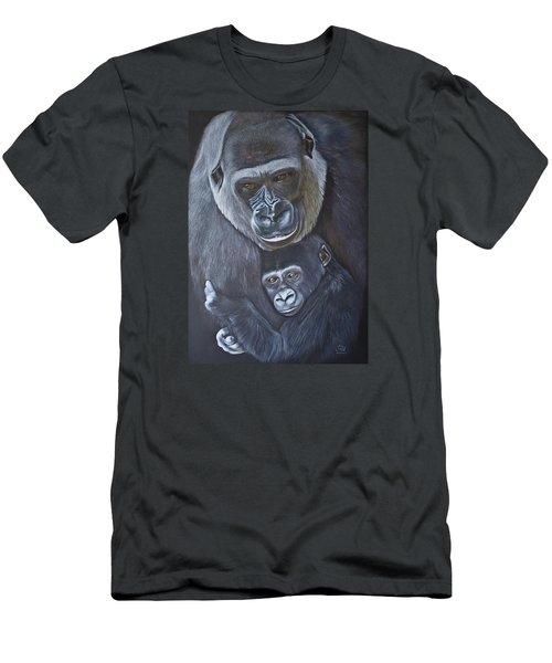 United - Western Lowland Gorillas Men's T-Shirt (Athletic Fit)