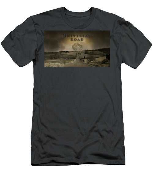 Universal Road Men's T-Shirt (Athletic Fit)