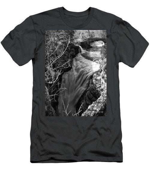 Upper Taughannock Men's T-Shirt (Athletic Fit)