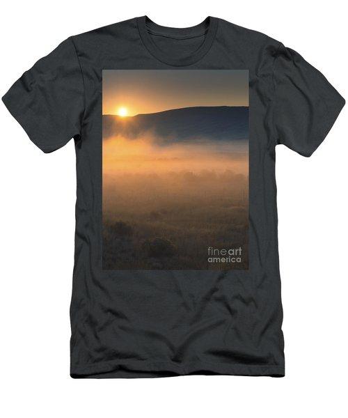 Uptanum Dawning Men's T-Shirt (Athletic Fit)