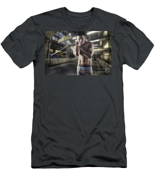 Urban Hunk 1.0 Men's T-Shirt (Athletic Fit)