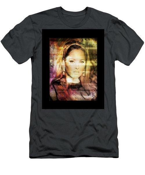 Ursula Andress Men's T-Shirt (Athletic Fit)