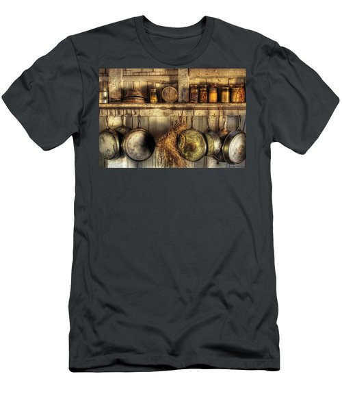 Utensils - Old Country Kitchen Men's T-Shirt (Athletic Fit)