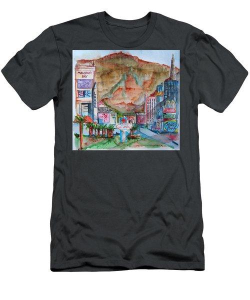Vegas Men's T-Shirt (Athletic Fit)