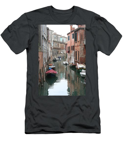 Venice Backstreets Men's T-Shirt (Athletic Fit)