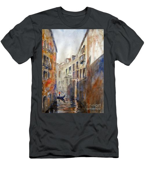 Venice Travelling Men's T-Shirt (Athletic Fit)