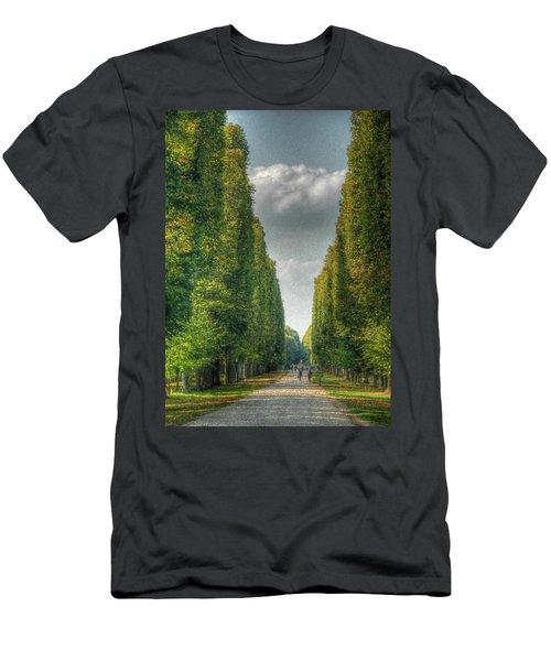 Versailles Promenade Men's T-Shirt (Athletic Fit)