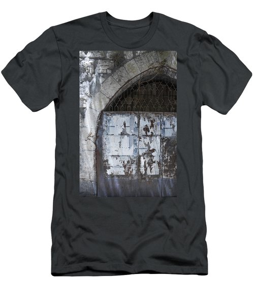 Very Old City Architecture No 3 Men's T-Shirt (Athletic Fit)