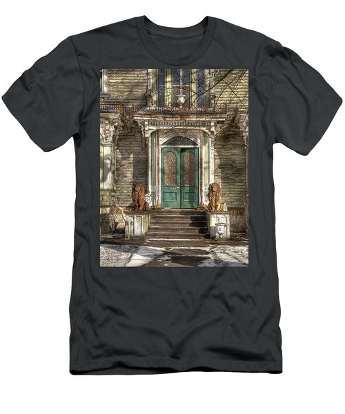 Victorian Entry Men's T-Shirt (Athletic Fit)