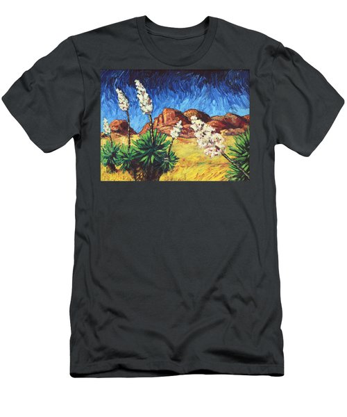 Vincent In Arizona Men's T-Shirt (Athletic Fit)