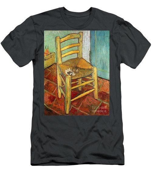 Vincent's Chair 1888 Men's T-Shirt (Athletic Fit)