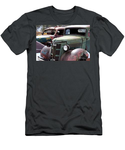Vintage Men's T-Shirt (Slim Fit) by Fiona Kennard