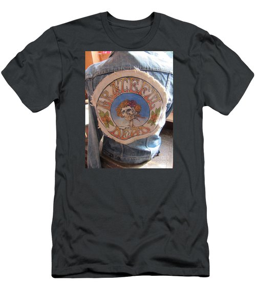Vintage - Grateful Dead - Fashion Men's T-Shirt (Athletic Fit)