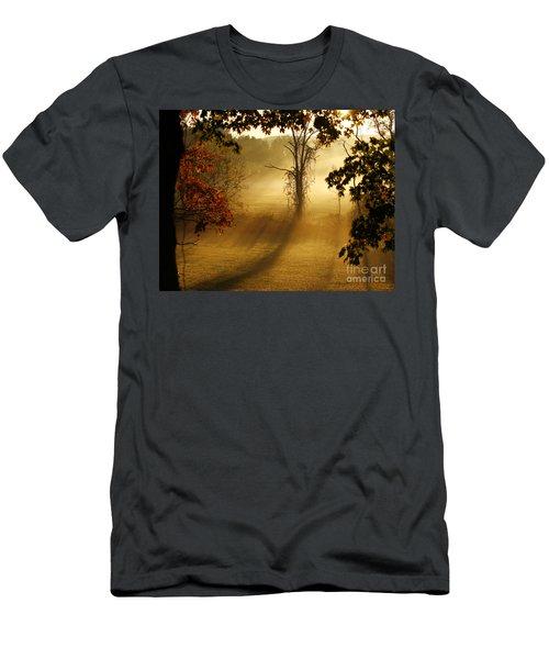 Virginia Sunrise Men's T-Shirt (Athletic Fit)