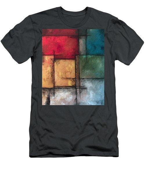 Vivid Men's T-Shirt (Athletic Fit)