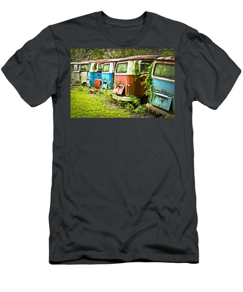 Vw Buses Men's T-Shirt (Athletic Fit)