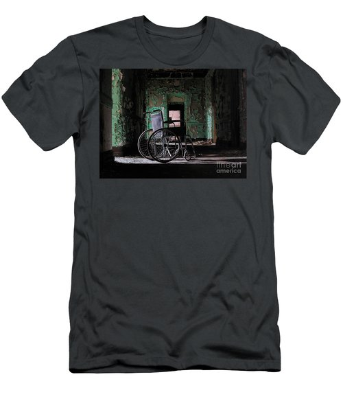 Waiting In The Light Men's T-Shirt (Athletic Fit)