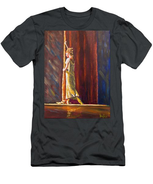 Waiting To Perform Men's T-Shirt (Athletic Fit)