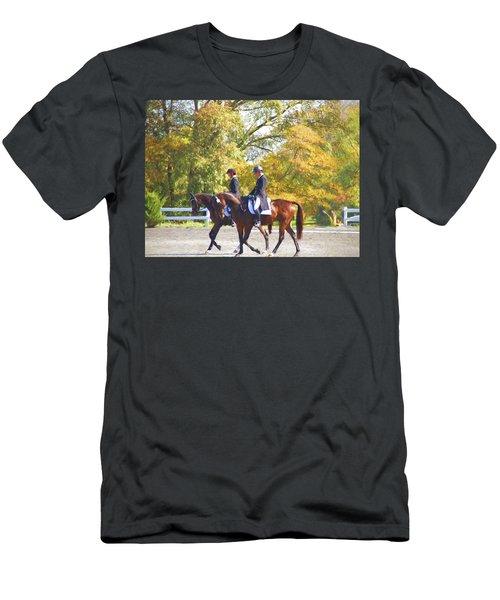 Warmup Center Men's T-Shirt (Athletic Fit)