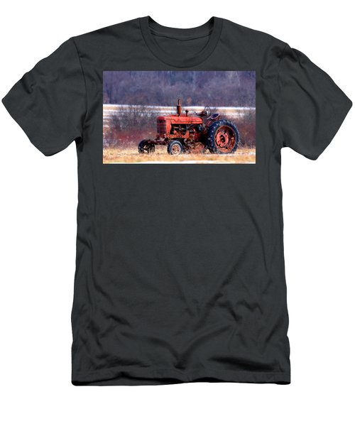 Warrior Of The Fields Men's T-Shirt (Athletic Fit)
