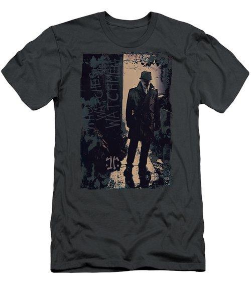 Watchmen - Light Men's T-Shirt (Athletic Fit)