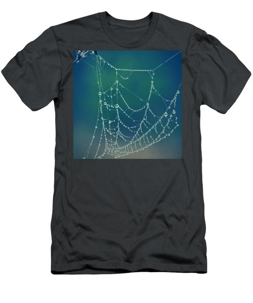 Water Web Men's T-Shirt (Athletic Fit)