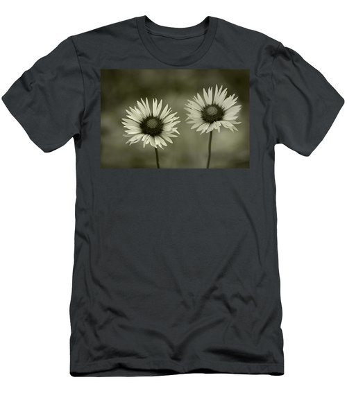 We Are Two Of A Kind Men's T-Shirt (Athletic Fit)