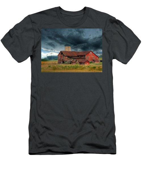 Weathering The Storm Men's T-Shirt (Athletic Fit)
