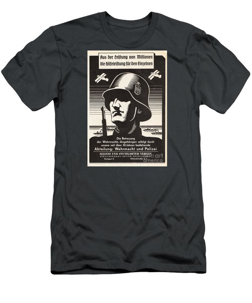 Wehrmacht Men's T-Shirt (Athletic Fit)