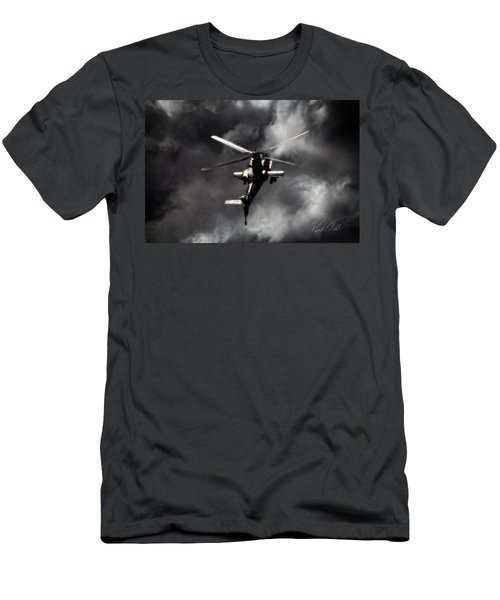 Men's T-Shirt (Athletic Fit) featuring the photograph Were To Go by Paul Job
