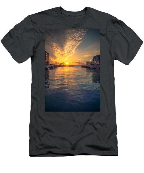 West Slip Surprise Men's T-Shirt (Athletic Fit)
