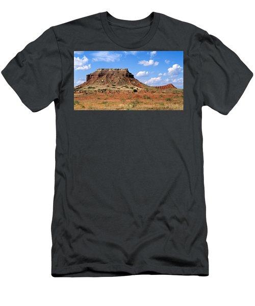 Lone Peak Mountain Men's T-Shirt (Athletic Fit)