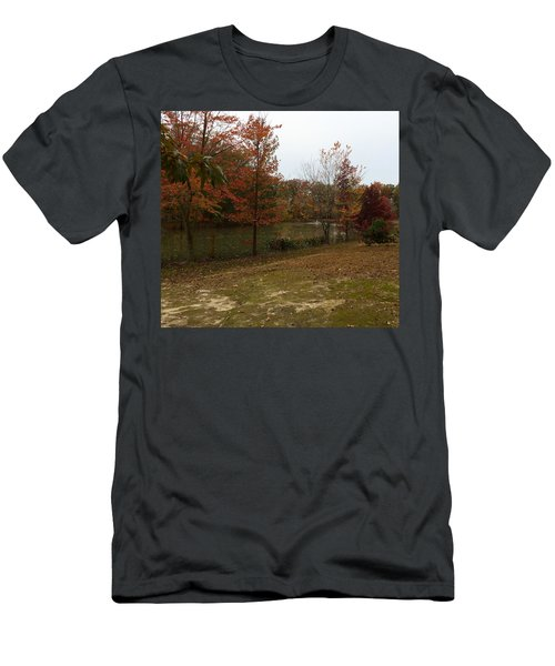 What A Beauitful Day Men's T-Shirt (Athletic Fit)