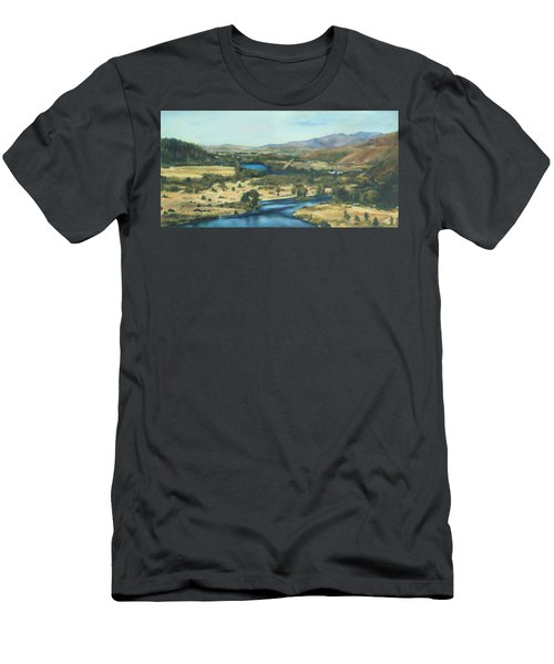 What A Dam Site Men's T-Shirt (Athletic Fit)
