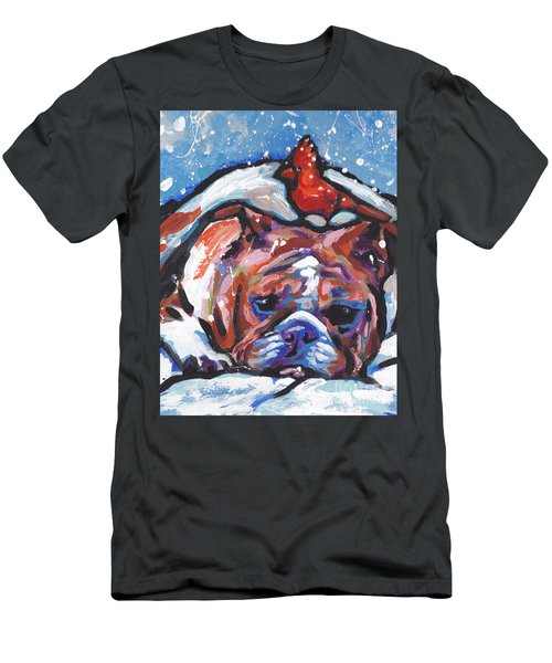 Whats On My Head Men's T-Shirt (Athletic Fit)