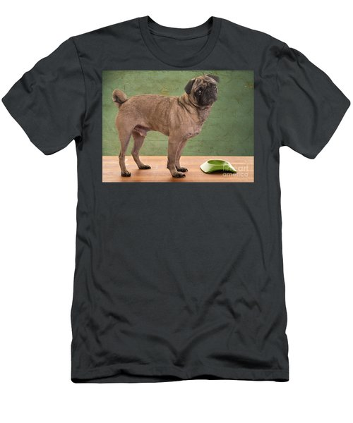 When Is Dinner? Men's T-Shirt (Athletic Fit)