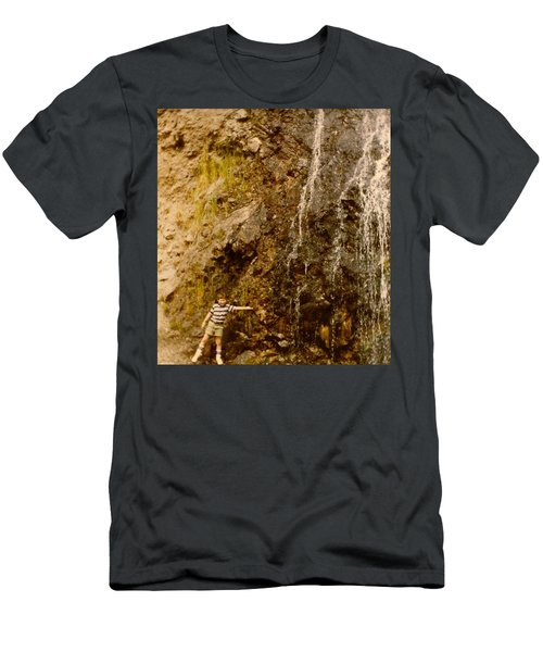 Where Is The Soap Men's T-Shirt (Athletic Fit)