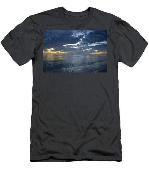Whispers At Sunset Men's T-Shirt (Athletic Fit)