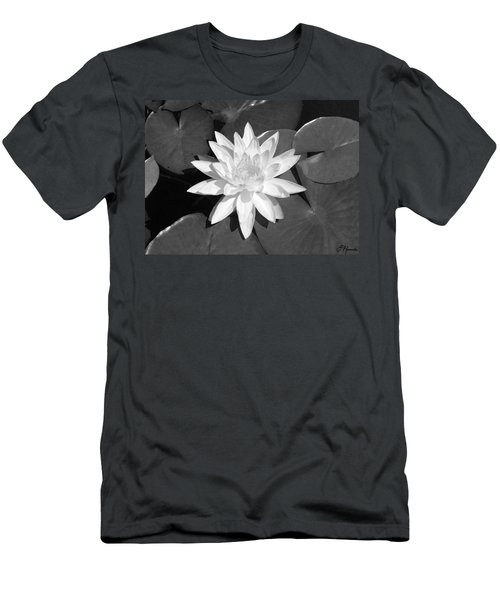 White Lotus 2 Men's T-Shirt (Athletic Fit)