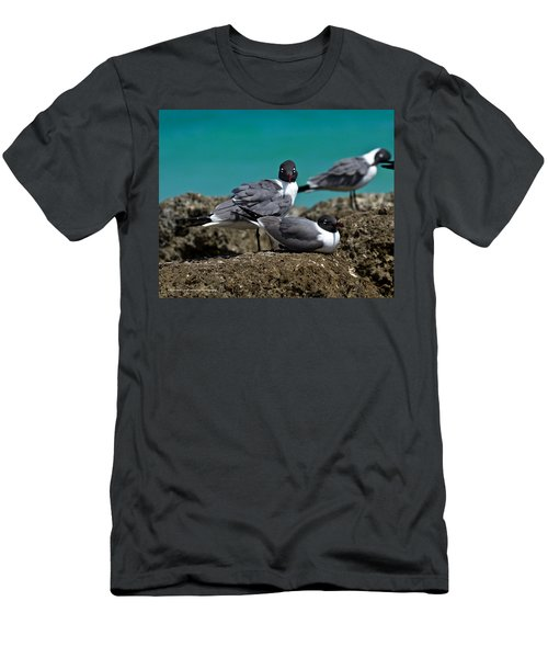 Why You Looking? Men's T-Shirt (Athletic Fit)