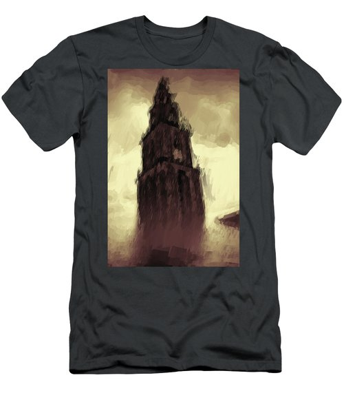 Wicked Tower Men's T-Shirt (Athletic Fit)