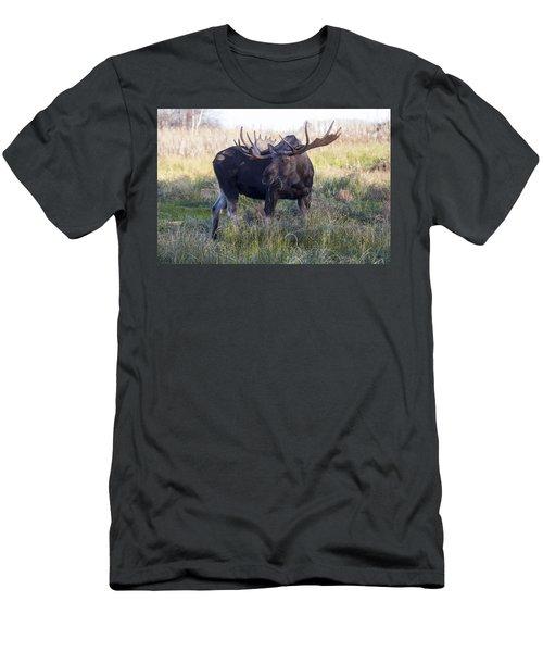 Wide Guy Men's T-Shirt (Athletic Fit)
