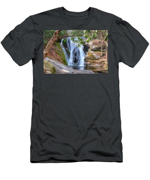 Widows Creek Falls Men's T-Shirt (Athletic Fit)