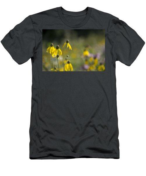 Wild Flowers Men's T-Shirt (Athletic Fit)