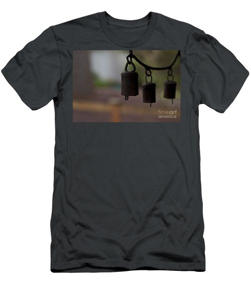 Wind Chimes Men's T-Shirt (Athletic Fit)